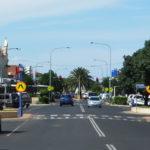 Main street in Dalby