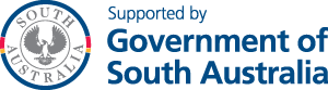 Supported by Government of South Australia